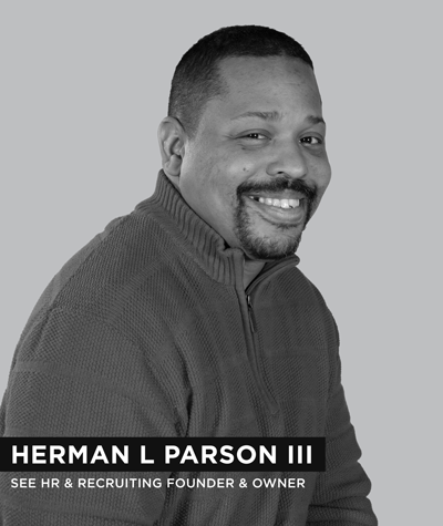 Herman Parson See HR & Recruiting